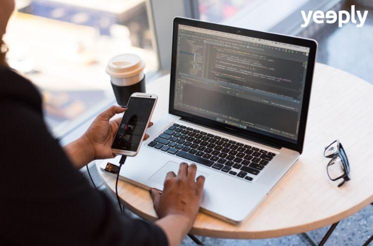 programación de apps- crear app a medida con Yeeply