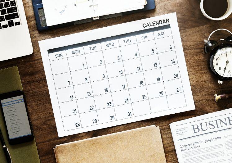 calendar - app development