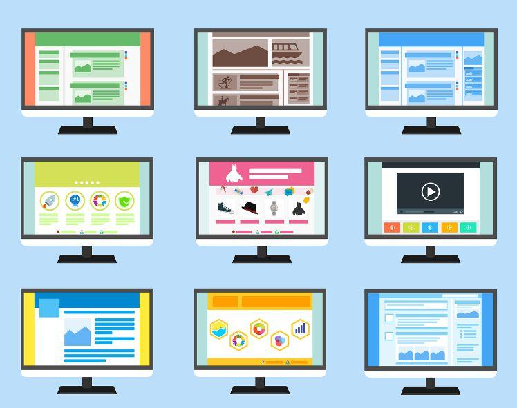 sitios web diferentes- paginas web internacionales
