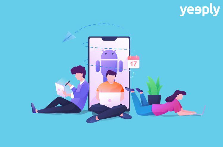 Crear Aplicaciones Android: ¿puedes hacerlo por ti mismo?