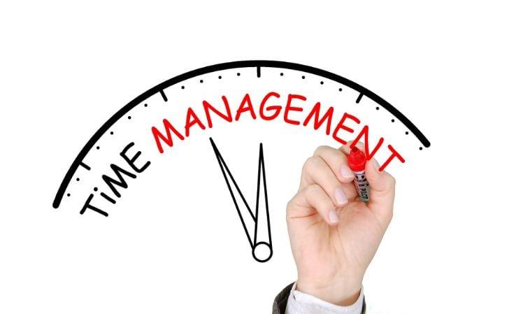 gestion de tiempo- metodologia scrum- scrum master