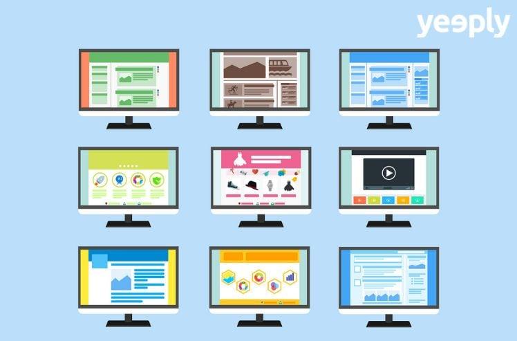 Cómo y por qué crear páginas web para empresas