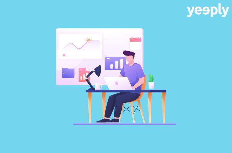 Desarrollador web remoto: las ventajas de trabajar con esta figura