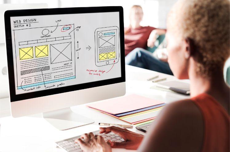 disenadora web- propuesta diseno web