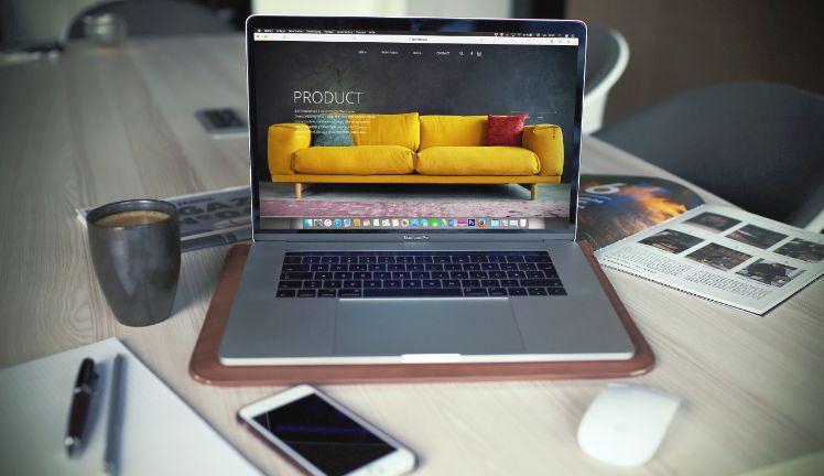 web para vender- mapa y estructura web