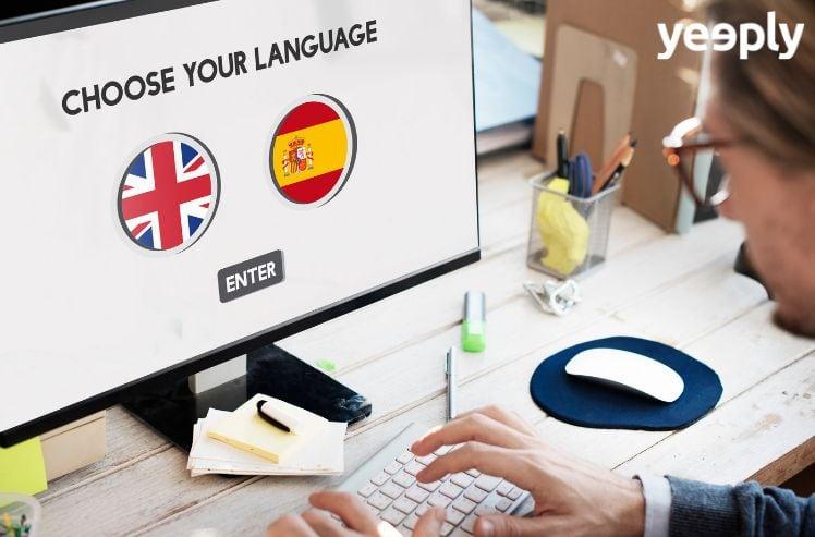 Más que traducir: cómo hacer una página web multilenguaje