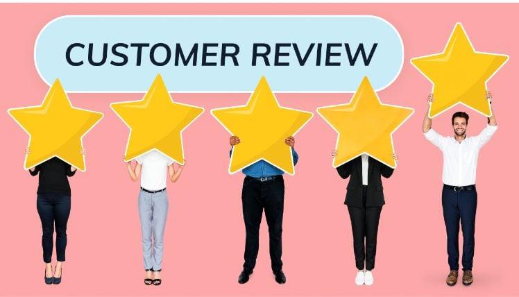 valoraciones de clientes