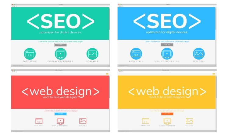 contenidos optimizado para seo- presupuesto web