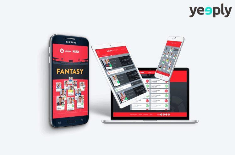 LaLiga Fantasy: desarrollo de la app de fútbol líder en España