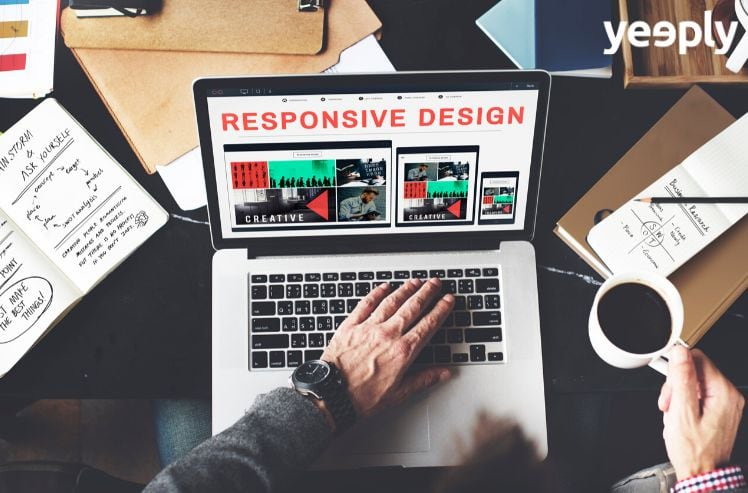 La evolución del diseño web responsive, ¡no te quedes atrás!