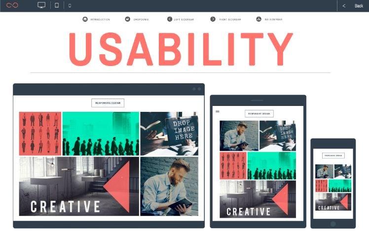 usabilidad de una web