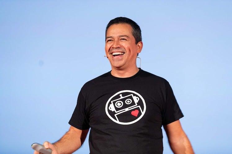 Andrés (BotsLovers): «Los bots nos liberarán de las tareas aburridas»