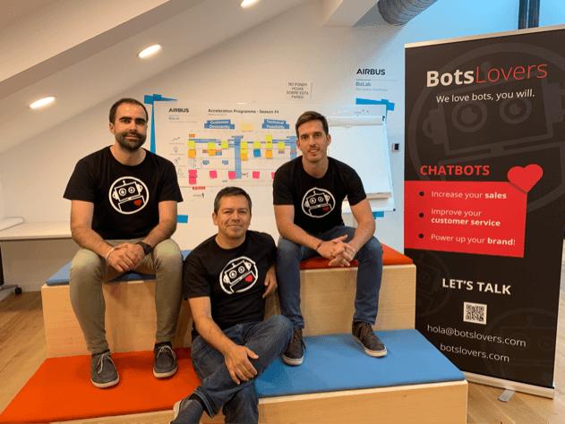 chatbots para empresas con botslovers