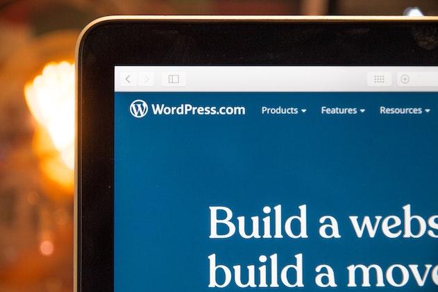 wordpress en un ordenador portatil