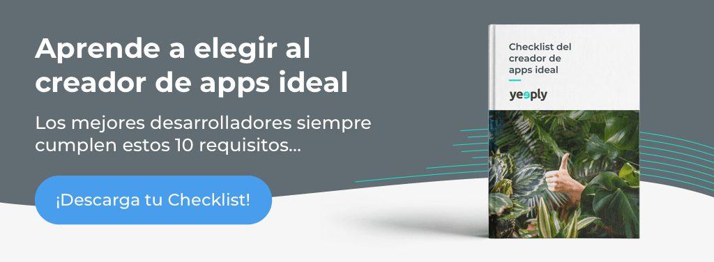 Ebook 5 Checklist App