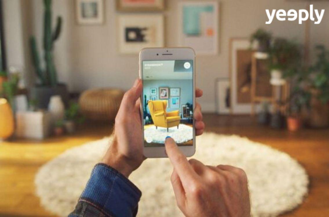 9 Apps con Realidad Aumentada que no podrás dejar de usar [2020]