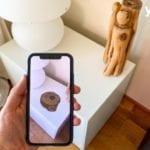 iphone app con realidad aumentada