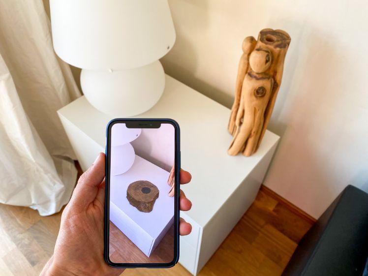 app con realidad aumentada