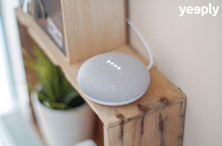 google dot speaker