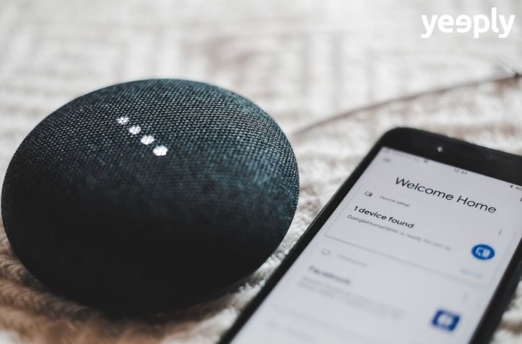 Google Home Device - Smart device in IoT